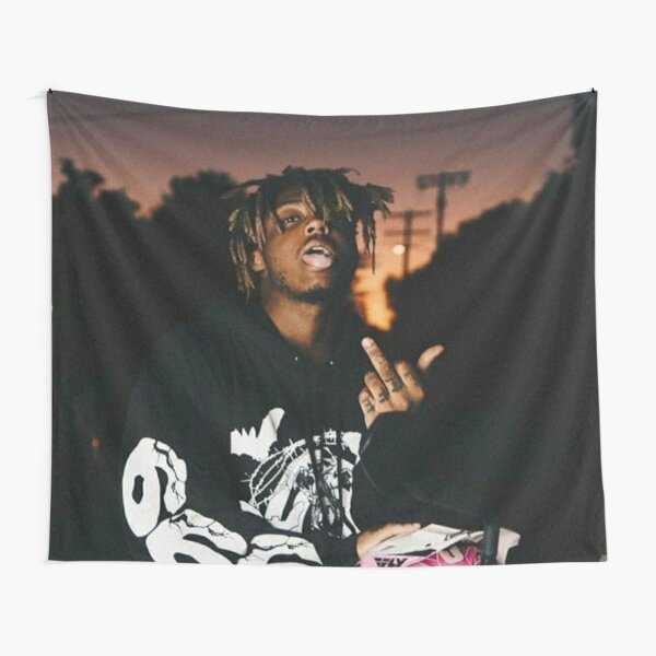 Cool Juice Pose Tapestry