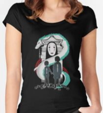 Spirited Women's Fitted Scoop T-Shirt