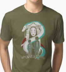 Spirited Tri-blend T-Shirt