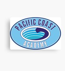 PCA Pacific Coast Academy Zoey 101 Canvas Print