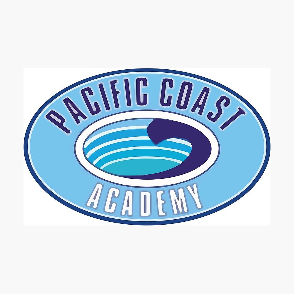 PCA Pacific Coast Akademie Zoey 101 Fotodruck