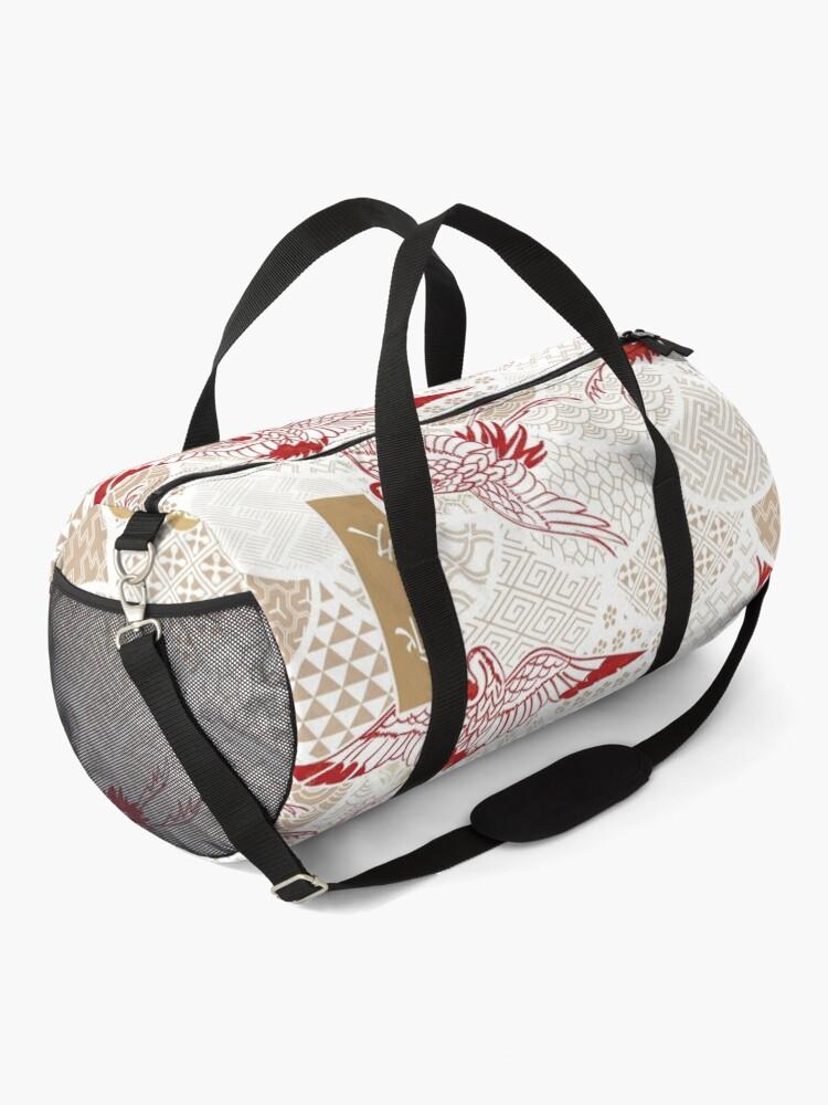 Alternate view of Yashahime Towa[CRANE SEAMLESS] Duffle Bag