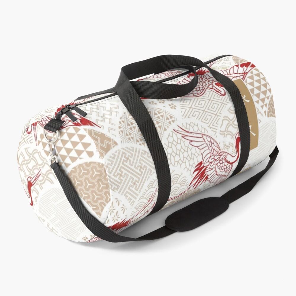 Yashahime Towa[CRANE SEAMLESS] Duffle Bag