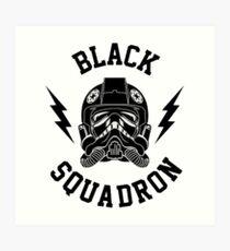 Squadron Art Print