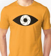 Photographer Photography Lens T-Shirt