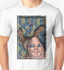The Man Inside my Knee with Flowers in his Eyes T-Shirt