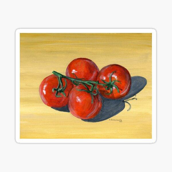 Tomato Network Sticker