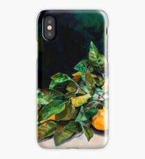 Grapefruit iPhone Case/Skin
