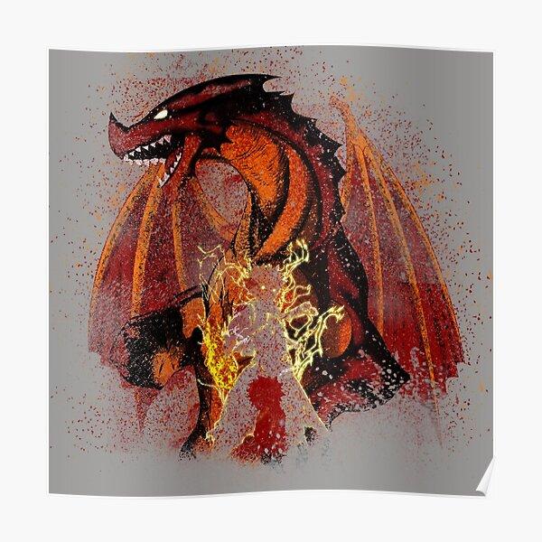 The Dragon Slayer Story Poster