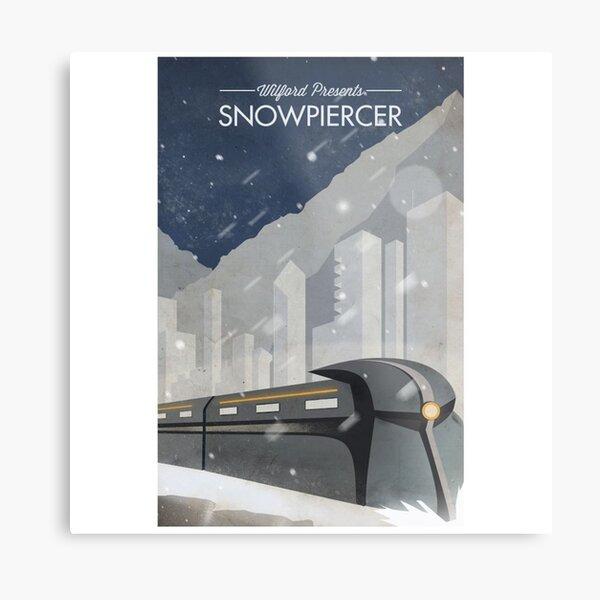 Snowpiercer Lámina metálica