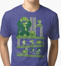 Dragon Kong Ball Tri-blend T-Shirt