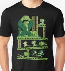 Drachen Kong Ball Slim Fit T-Shirt