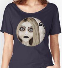 Dear little doll series... TIFFANY Women's Relaxed Fit T-Shirt