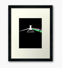 Puff Floyd Framed Print