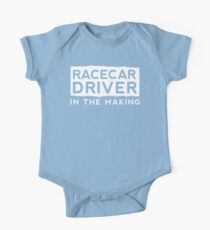 Race Car Driver in the Making  Kids Clothes