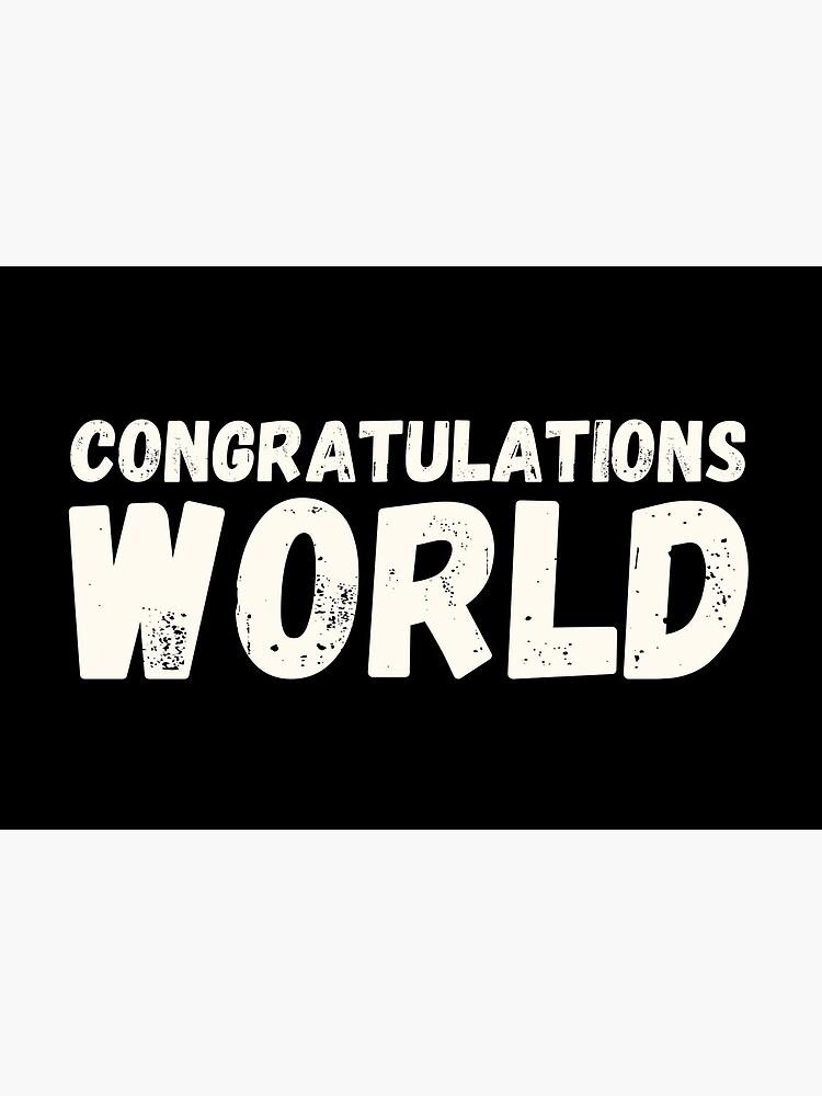 Congratulations world - Trump Biden covid19 vaccine by ds-4