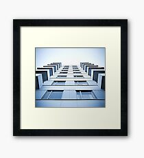 Look Up Not Down Framed Print
