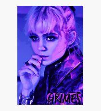 Lámina fotográfica Grimes 2016