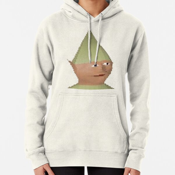Gnome Child Internet Meme Pullover Hoodie