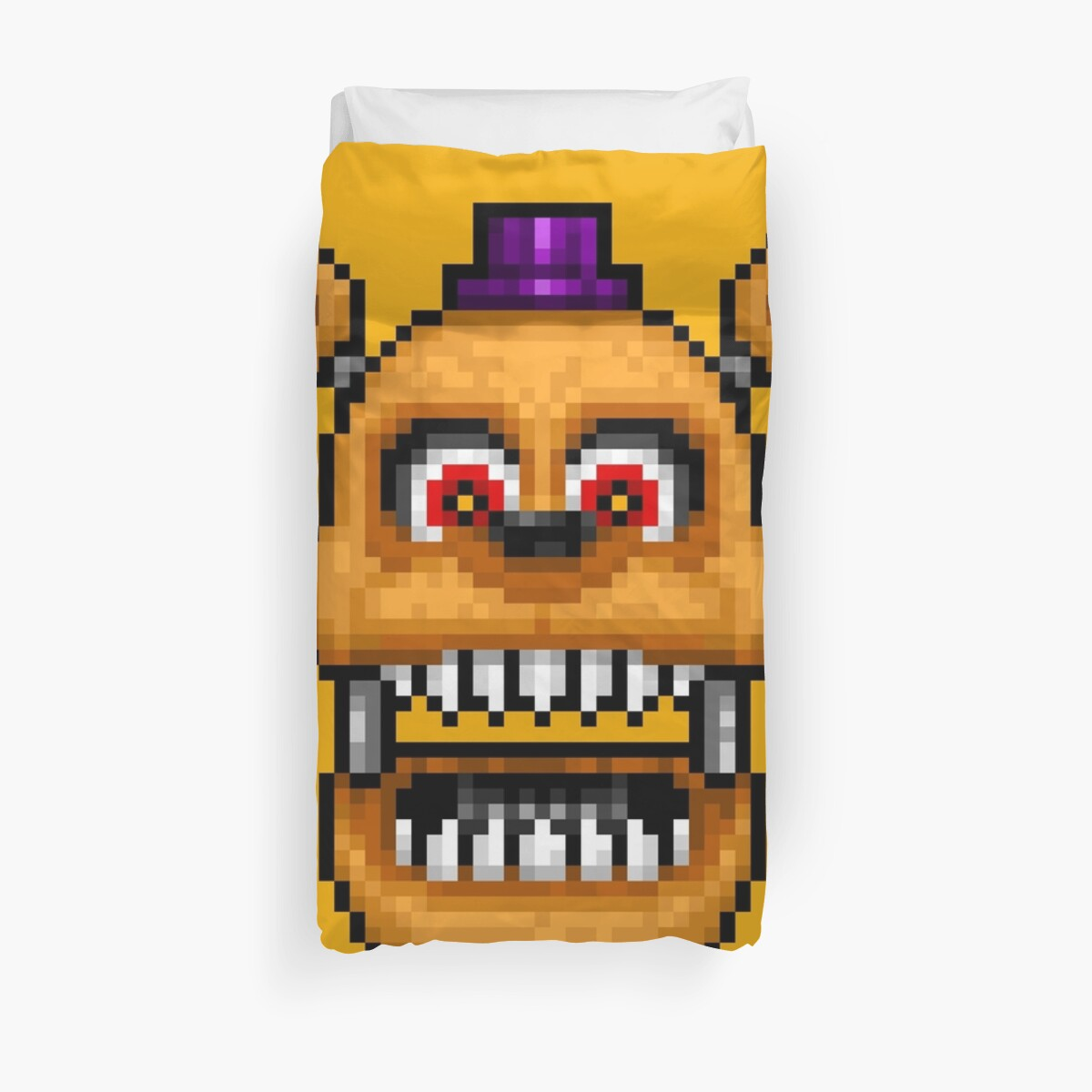 Quot Adventure Nightmare Fredbear Fnaf World Pixel Art