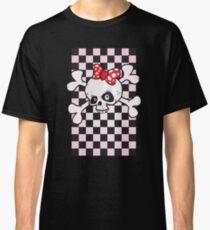 girl power skull Classic T-Shirt