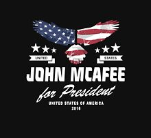 John McAfee for president 2016  Unisex T-Shirt