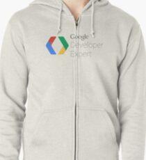 Google Developer Expert Zipped Hoodie