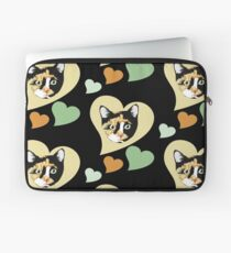 Calico cat lover Laptop Sleeve