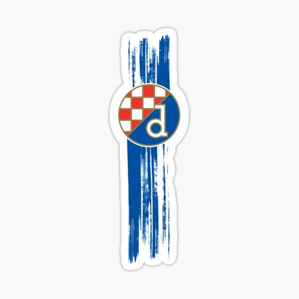 Alles für diese Farben, meine Farben Dinamo Zagreb, Kroatien Sticker