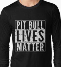 Pit Bull Lives Matter T-Shirt