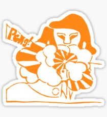 Peng! - Stereolab Sticker