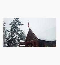Banff Photographic Print