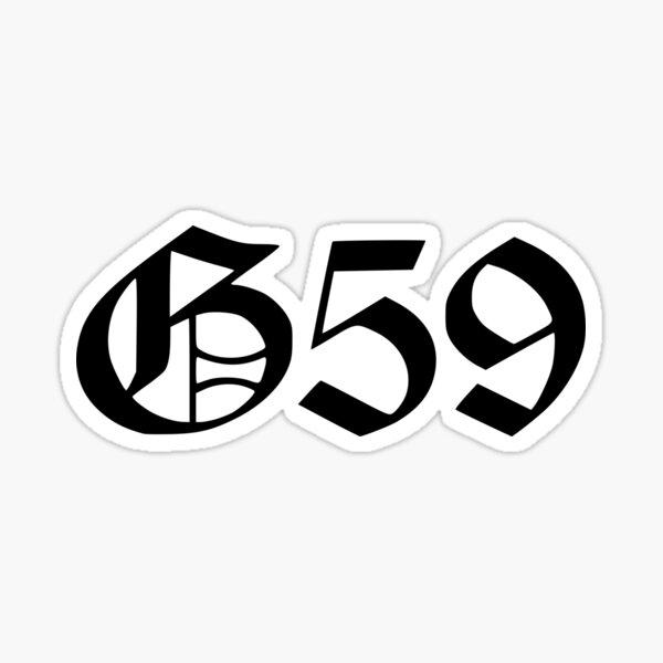 G59 Logo Sticker