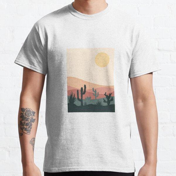 Desert Minimalist  Classic T-Shirt