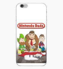 Nintendo Dads by Adam Leonhardt iPhone Case