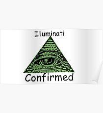 Illuminati Confirmed Poster