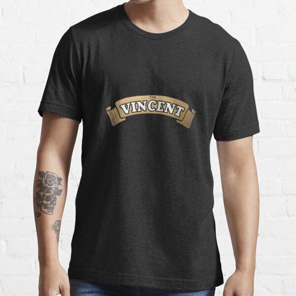 The Vincent Motorcycles emblem Essential T-Shirt