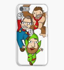 Nintendo Dads iPhone Case/Skin
