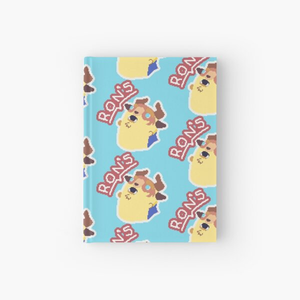 For the love of Ron's Hardcover Journal