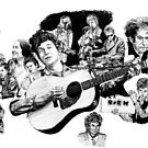Bob Dylan - Busy Being Born by ronend