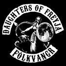 Daughters of Freyja by thedarkcloak