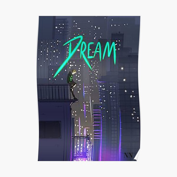 DREAM SMP Poster