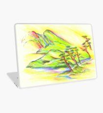 Rainbow Landscape Laptop Skin