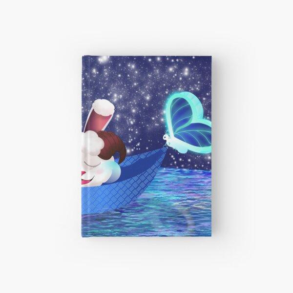 Calm seas Hardcover Journal
