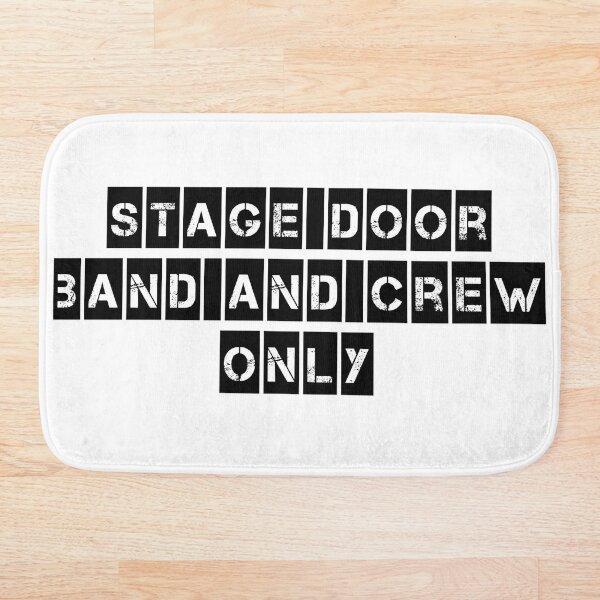 Stage Door Bath Mat