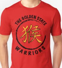 Chinese New Year Golden State Warriors Unisex T-Shirt