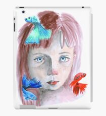 You are a fighter iPad Case/Skin