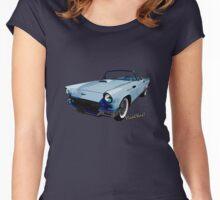 57 Thunderbird T-Shirt Women's Fitted Scoop T-Shirt