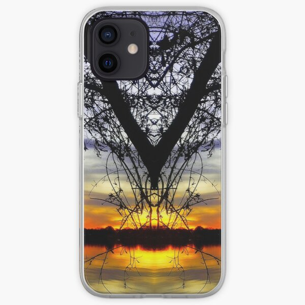 Sunset in Texas iPhone Soft Case