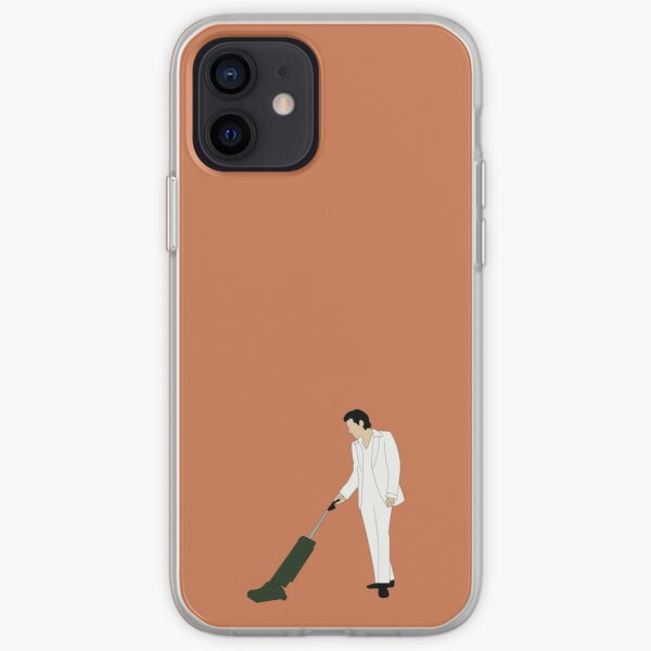 Alex Turner Vacuuming  iPhone Soft Case